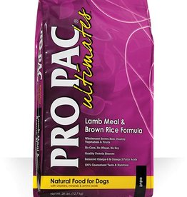 ProPac Ultimates Lamb Meal & Brown Rice Dry Dog Food