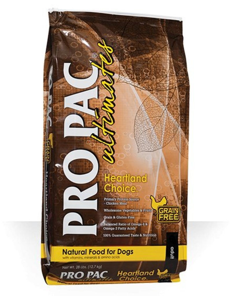 ProPac Heartland Choice Chicken & Potato Grain-Free Dry Dog Food