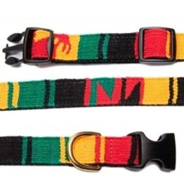 A Tail We Could Wag Rasta Collar