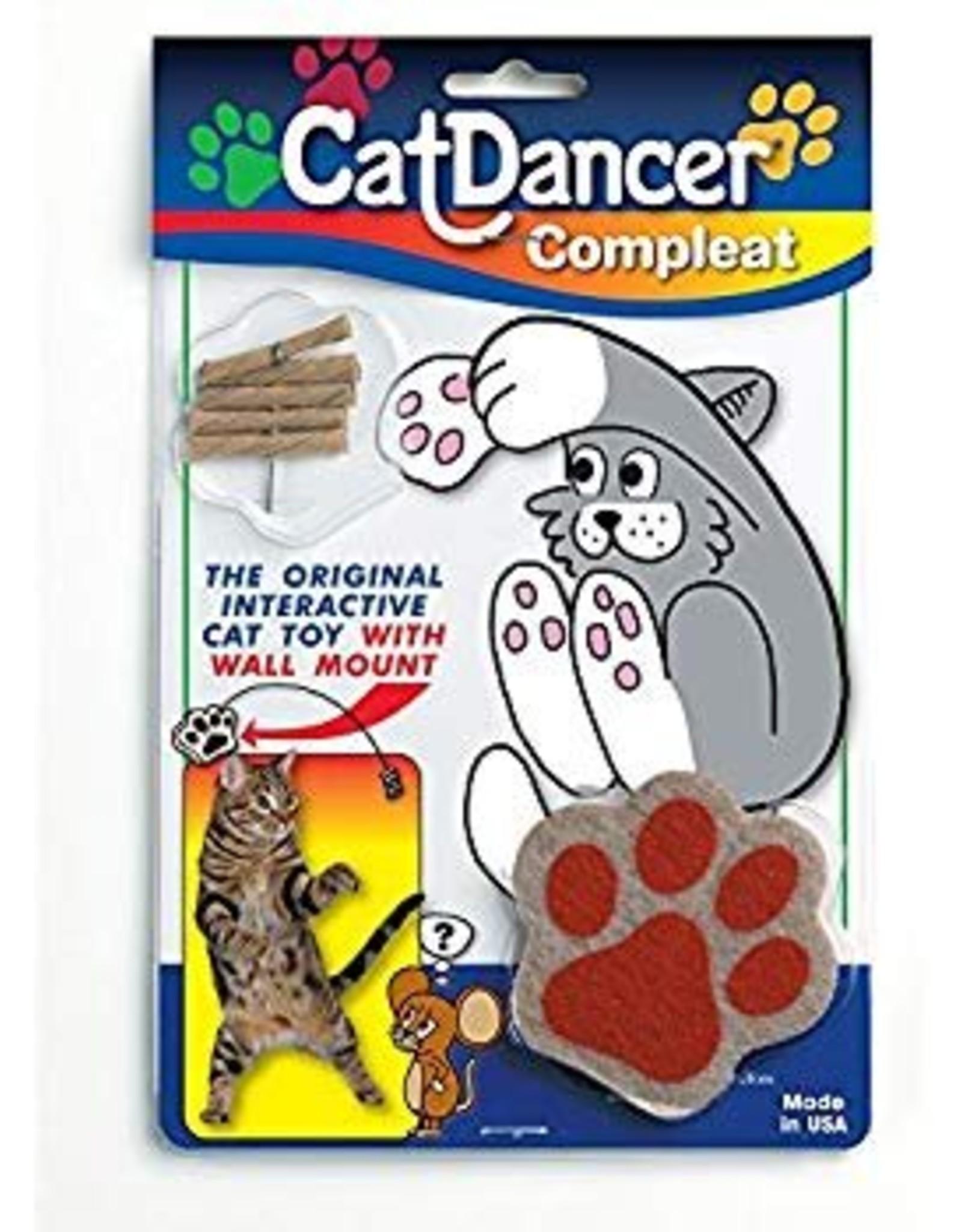 Cat Dancer Interactive Cat Toy Wall Mount