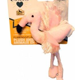 Cosmic/Our Pets Play & Squeak Catnip Flamingo