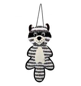Cosmic/Our Pets Door/Floor Scratcher Raccoon