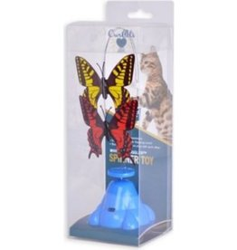 Cosmic/Our Pets Whirling Wiggler Spinner Cat Toy