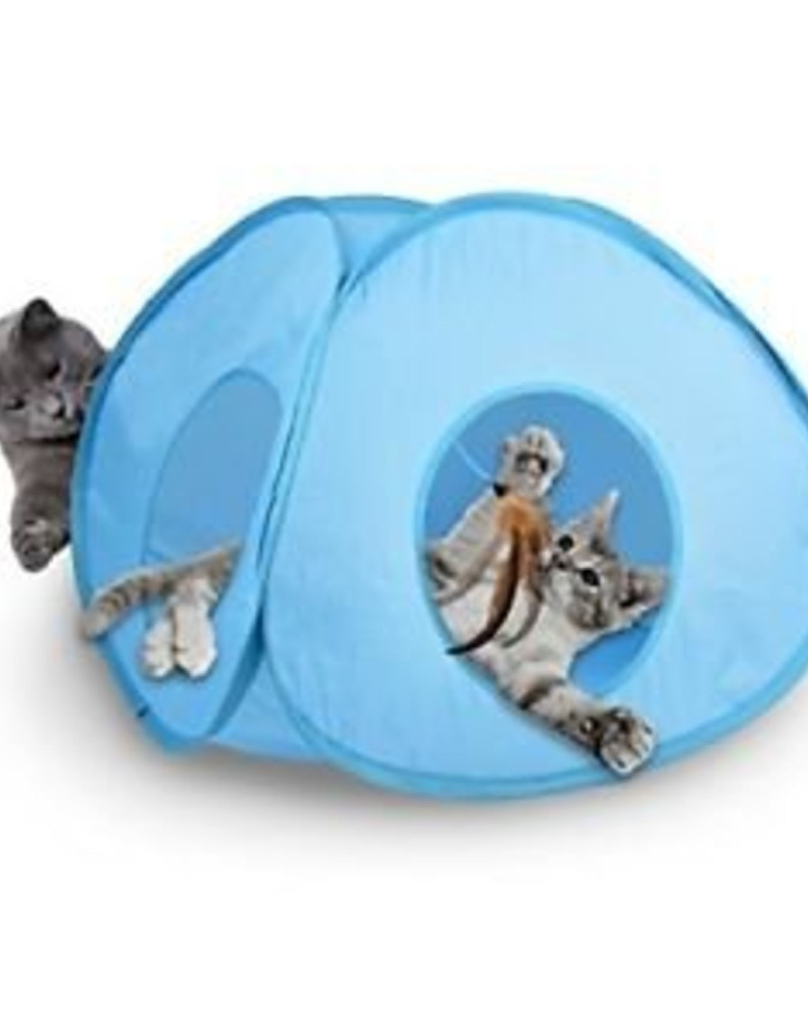 Cosmic/Our Pets Pounce House Electronic Cat Toy
