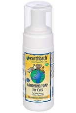 Earthbath Hypo-Allergenic Grooming Foam for Cats, 4 oz.