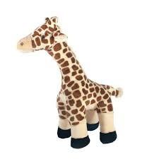 Fluff & Tuff Nelly Giraffe