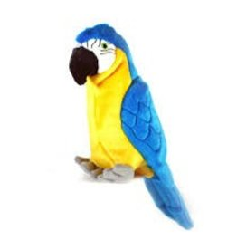 Fluff & Tuff Jimmy the Parrot