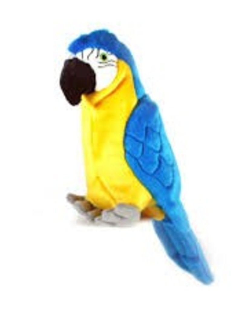 Fluff & Tuff Jimmy the Parrot