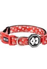 Fresh Pawz Monogram Hype Dog Collar