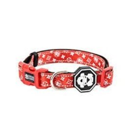Fresh Pawz Monogram Hype Dog Collar