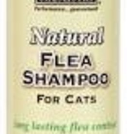 Natural Chemistry Cat Flea & Tick Shampoo, 16 oz.