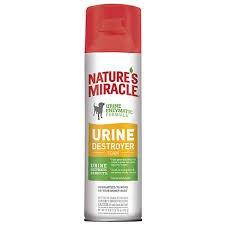 Natures Miracle Dog Urine Destroyer Foam, 17.5 oz.