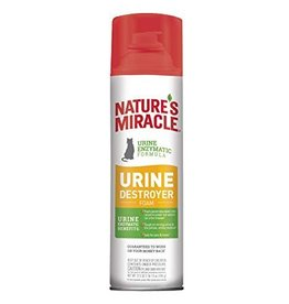 Natures Miracle Cat Urine Destroyer Foam, 17.5 oz.