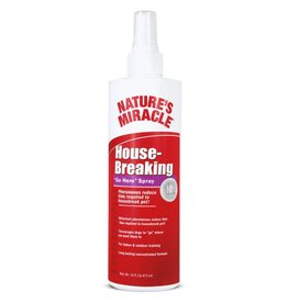 "Natures Miracle House-Breaking ""Go Here"" Spray, 16 oz."