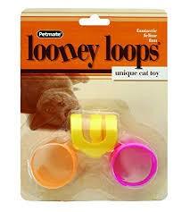 Petmate Looney Loops Cat Toy
