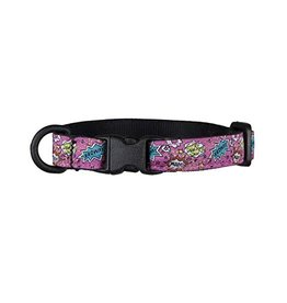 RC Pet Products Pink Cosmic Sounds Kitty Collar