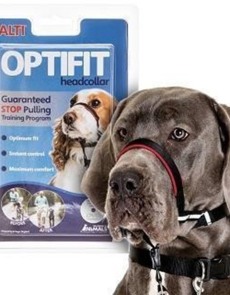 The Company of Animals Halti Optifit Headcollar