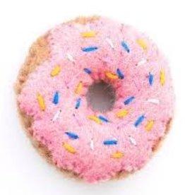 The Foggy Dog Strawberry Donut Cat Toy