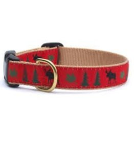Up Country Moose Dog Collar