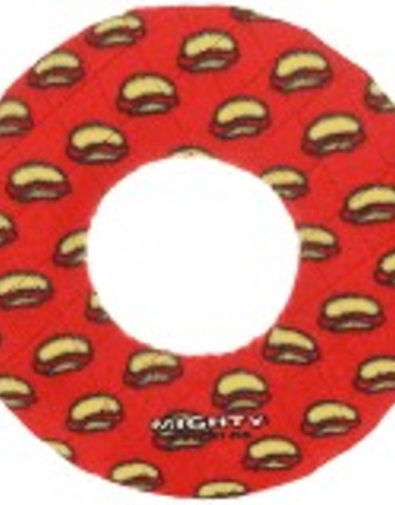 VIP Red Hotdogs Mighty No-Stuff Ring