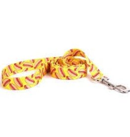 Yellow Dog Design Hot Dogs Dog Lead