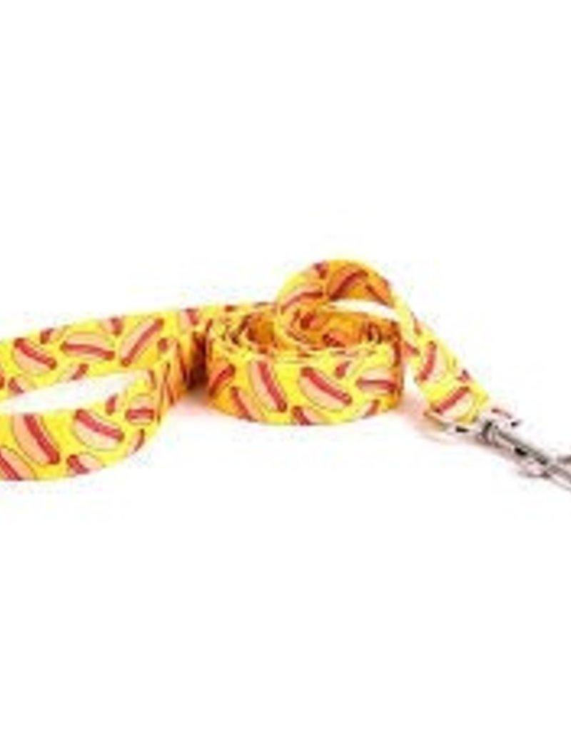 Yellow Dog Design Hot Dogs Dog Lead