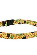 Yellow Dog Design Fruity Toucan Dog Collar