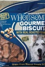 Wholesomes Bulk Peanut Biscuit