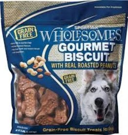 Wholesomes Bulk Peanut Biscuit