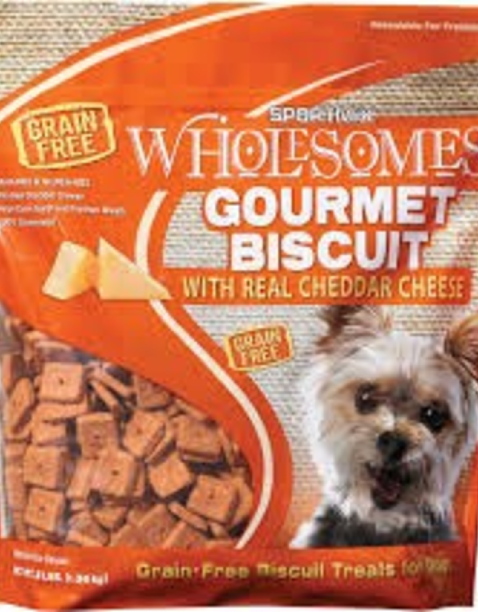Wholesomes Bulk Cheese Biscuit