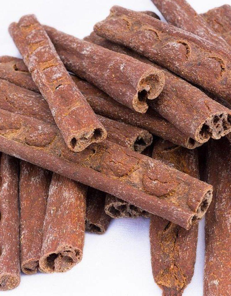 This & That Individual Sweet Potato Maple Bacon Stick
