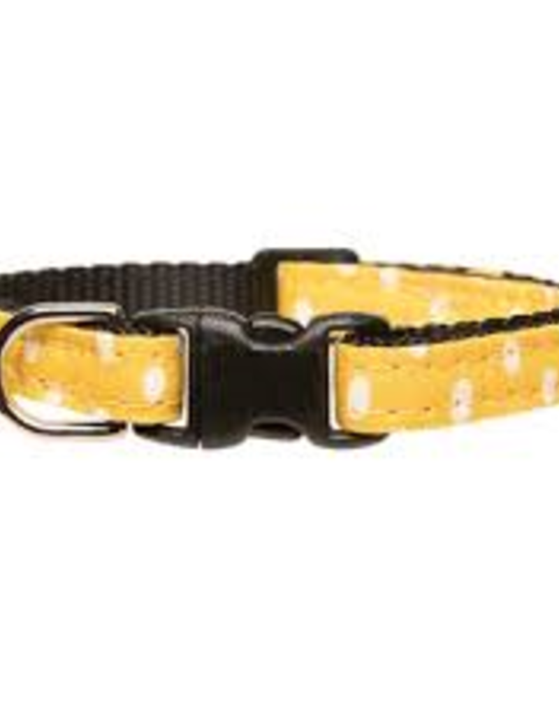 Sweet Pickles Designs The Always Sunny in Pickle-delphia Cat Collar