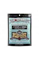 Northwest Naturals Raw Rewards Freeze-Dried Minnows Dog & Cat Treats, 1 oz.
