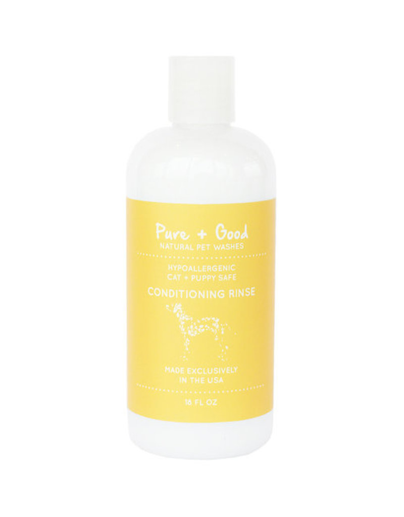 Pure + Good Hypoallergenic Conditioning Rinse: Essential Oil Free, 18 oz.