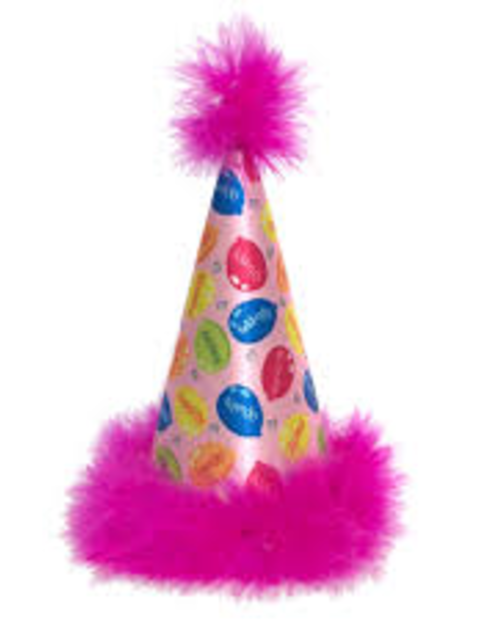 Huxley & Kent Pink Party Time Hat