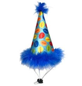 Huxley & Kent Blue Party Time Hat