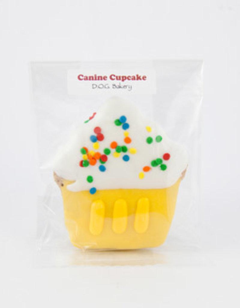 D.O.G. Bakery Canine Cupcake Bakery Treats, 4-pack
