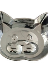 Cosmic/Our Pets Kitty Face Dish