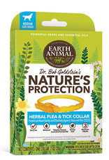 Earth Animal Herbal Flea & Tick Collar for Dogs