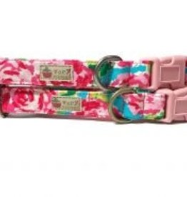 Very Vintage Designs Miami Organic Cotton Dog Collar