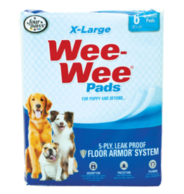 "Four Paws Wee Wee Pads 22""x23"""