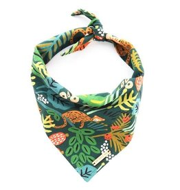 The Foggy Dog Whimsical Jungle Bandana