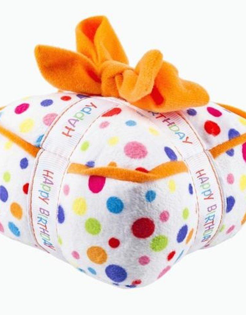 Haute Diggity Dog Happy Birthday Gift Box Toy