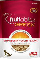 Fruitables Greek Yogurt & Strawberry Dog Treat, 7 oz.