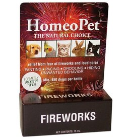 HomeoPet HomeoPet Fireworks Anxiety Relief