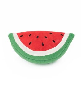 Zippy Paws Watermelon Plush Dog Toy