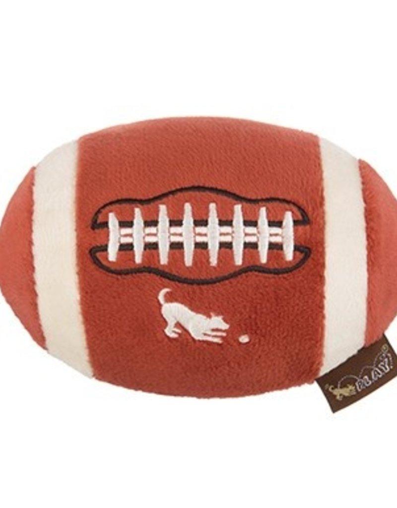 P.L.A.Y. Fido's Football Dog Toy