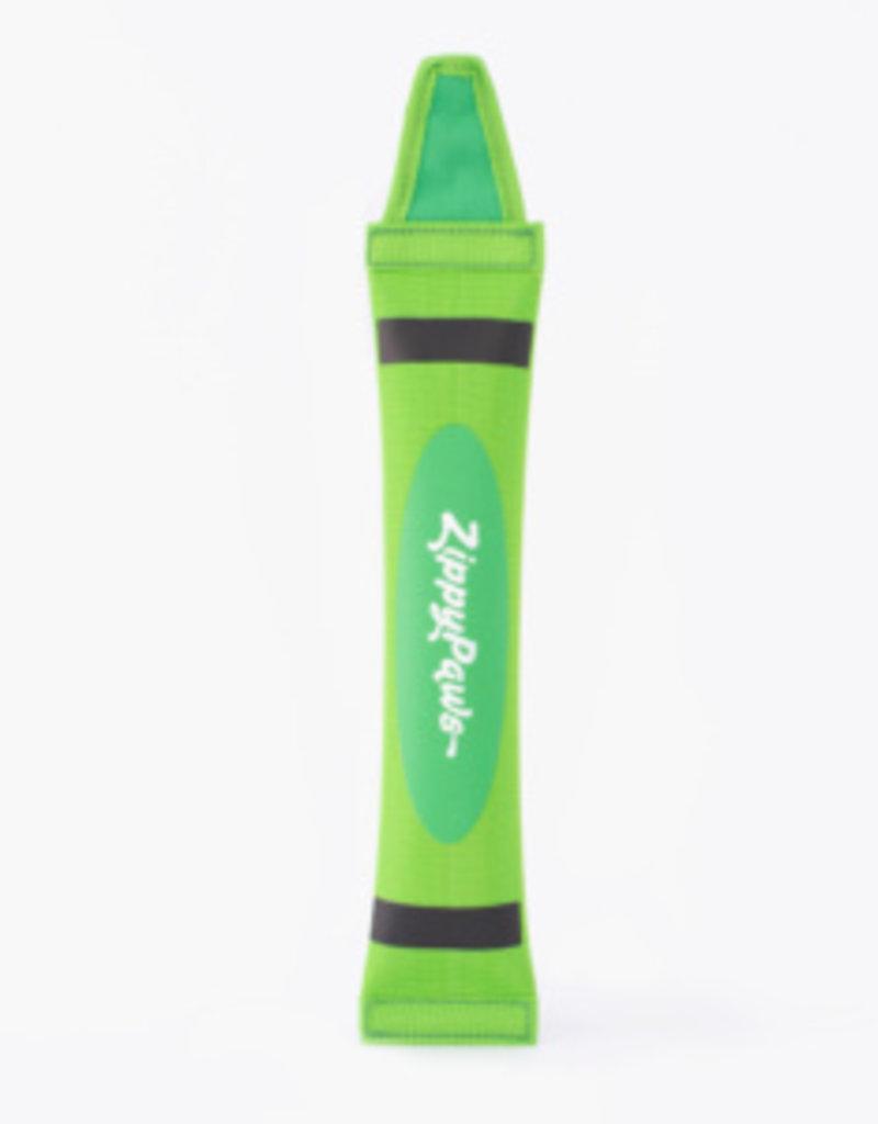 Zippy Paws Firehose Crayon Dog Toy