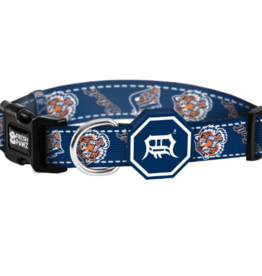Fresh Pawz Detroit Tigers Collar
