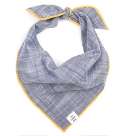 The Foggy Dog Chambray Dog Bandana